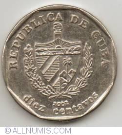 Imaginea #1 a 10 Centavos 2002