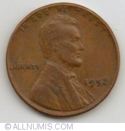 Lincoln Cent 1952