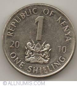 Imaginea #2 a 1 Shilling 2010