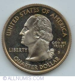 State Quarter 2000 S - South Carolina