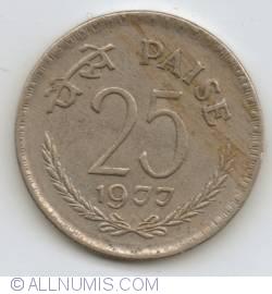 25 Paise 1977 (C)