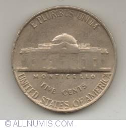 Jefferson Nickel 1960