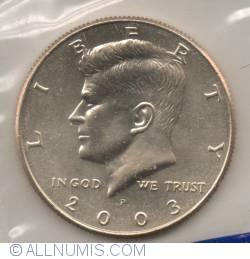 Half Dollar 2003 P
