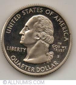 State Quarter 1999 S - Delaware