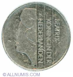 Imaginea #1 a 2-1/2 Gulden 1984