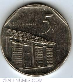 5 Centavos 2000