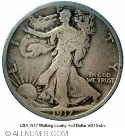 Image #1 of Half Dollar 1917