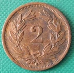 Image #1 of 2 Rappen 1919