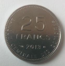Imaginea #1 a 25 Francs 2013