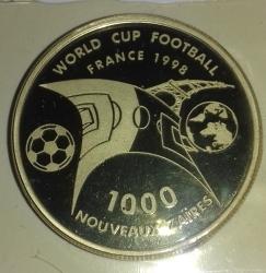 Image #1 of 1000 Nouveaux Zaires 1997
