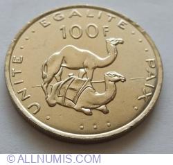 100 Francs 2013