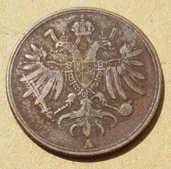 1 Soldo 1862 A