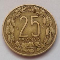 Image #1 of 25 Francs 2003