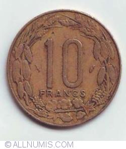 Image #1 of 10 Francs 1980