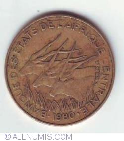 Image #2 of 10 Francs 1980