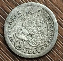 Image #1 of 1 Kreuzer 1696