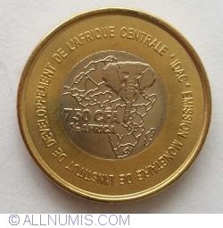 Imaginea #2 a 750 Francs CFA 2005