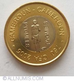 Imaginea #1 a 750 Francs CFA 2005