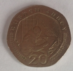 Image #1 of 20 Pence 2001 AA
