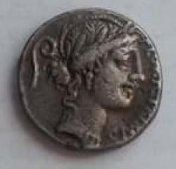 Imaginea #1 a Denar Gaius Servilius