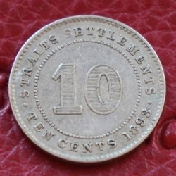 Image #1 of 10 Cents 1893