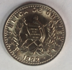 Image #2 of 10 Centavos 1992
