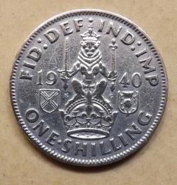 Shilling 1940 (Scottish)
