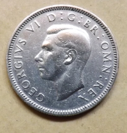 Shilling 1942 (Scottish)