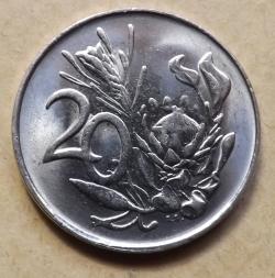 20 Centi 1987