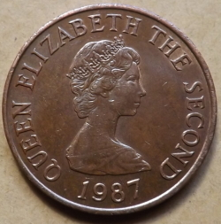 2 Pence 1987