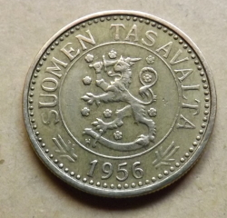 Image #1 of 10 Markkaa 1956