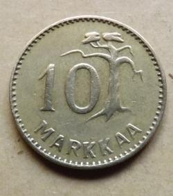 Image #2 of 10 Markkaa 1956