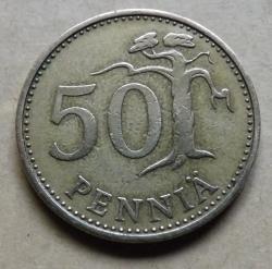Image #2 of 50 Pennia 1969