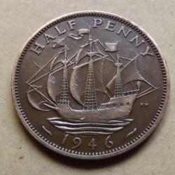 Halfpenny 1946