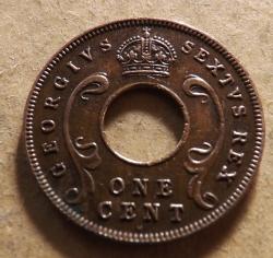 1 Cent 1951 H