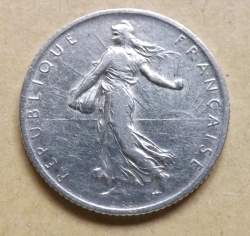 1 Franc 1912
