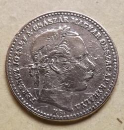 20 Krajczar 1869 KB