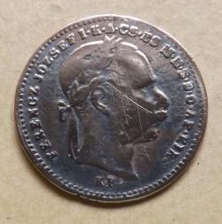 20 Krajczar 1872 KB