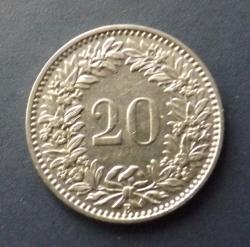 20 Rappen 1927