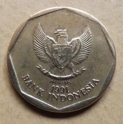100 Rupiah 1991