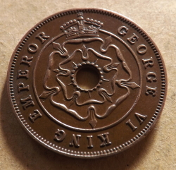 1 Penny 1947