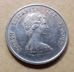 Image #1 of 10 Cents 1987