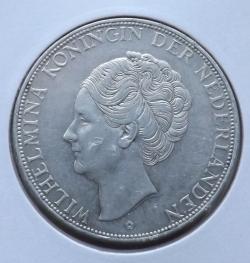 Image #2 of 2  1/2  Gulden  1933