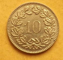 10 Rappen 1936