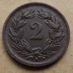 2 Rappen 1941