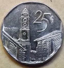Imaginea #2 a 25 Centavos 2002