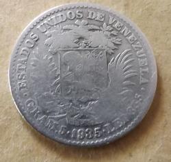 Imaginea #1 a 1 Bolivar 1935