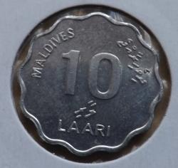 10 Laari 2001 (AH 1422)