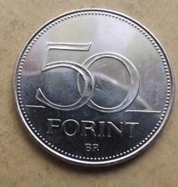 50 Forint 2020 - Aniversarea a 150 ani de la organizarea Serviciului Ungar de Pompieri