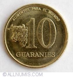 Imaginea #2 a 10 Guaranies 1996